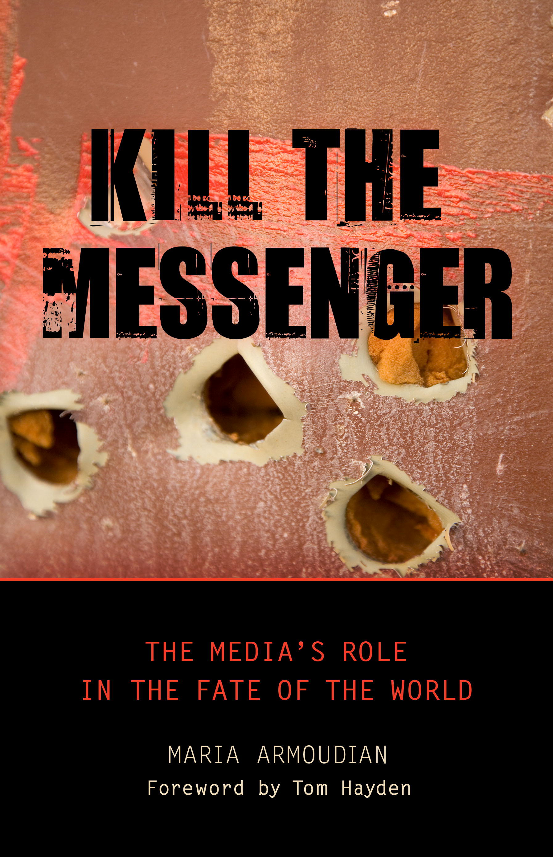 Cover Image: Kill the Messenger