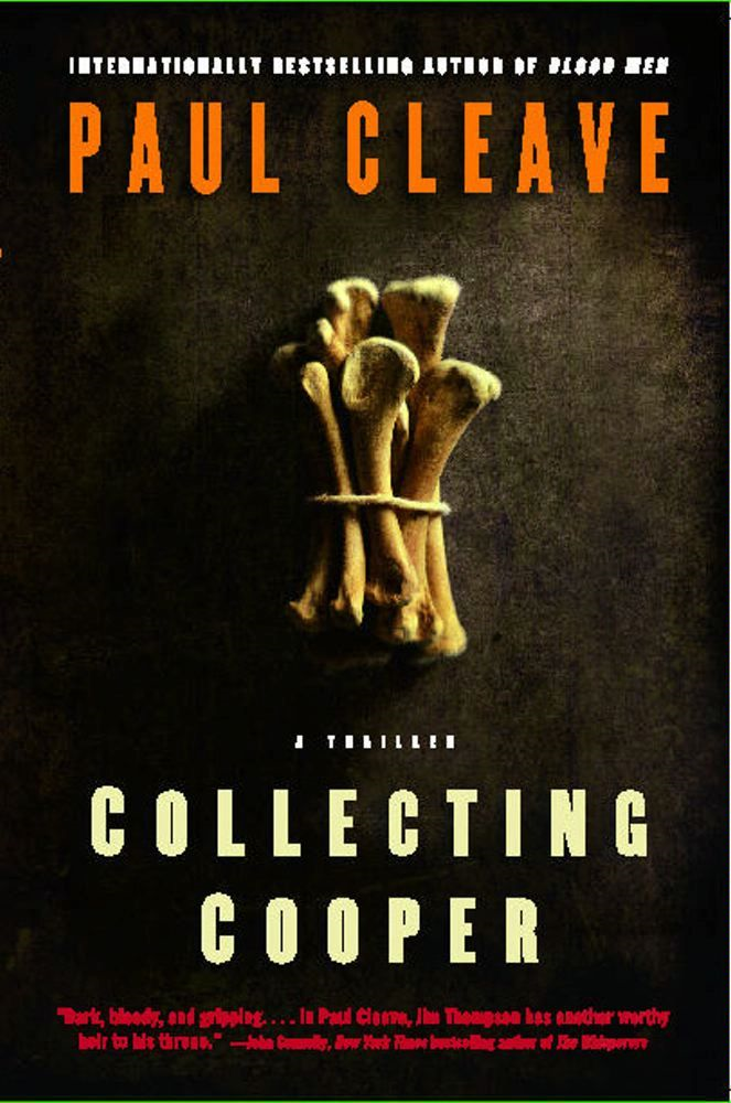 Collecting Cooper By: Paul Cleave