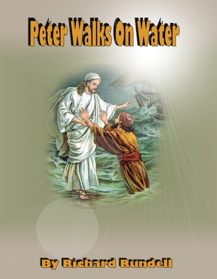 Peter Walks on Water