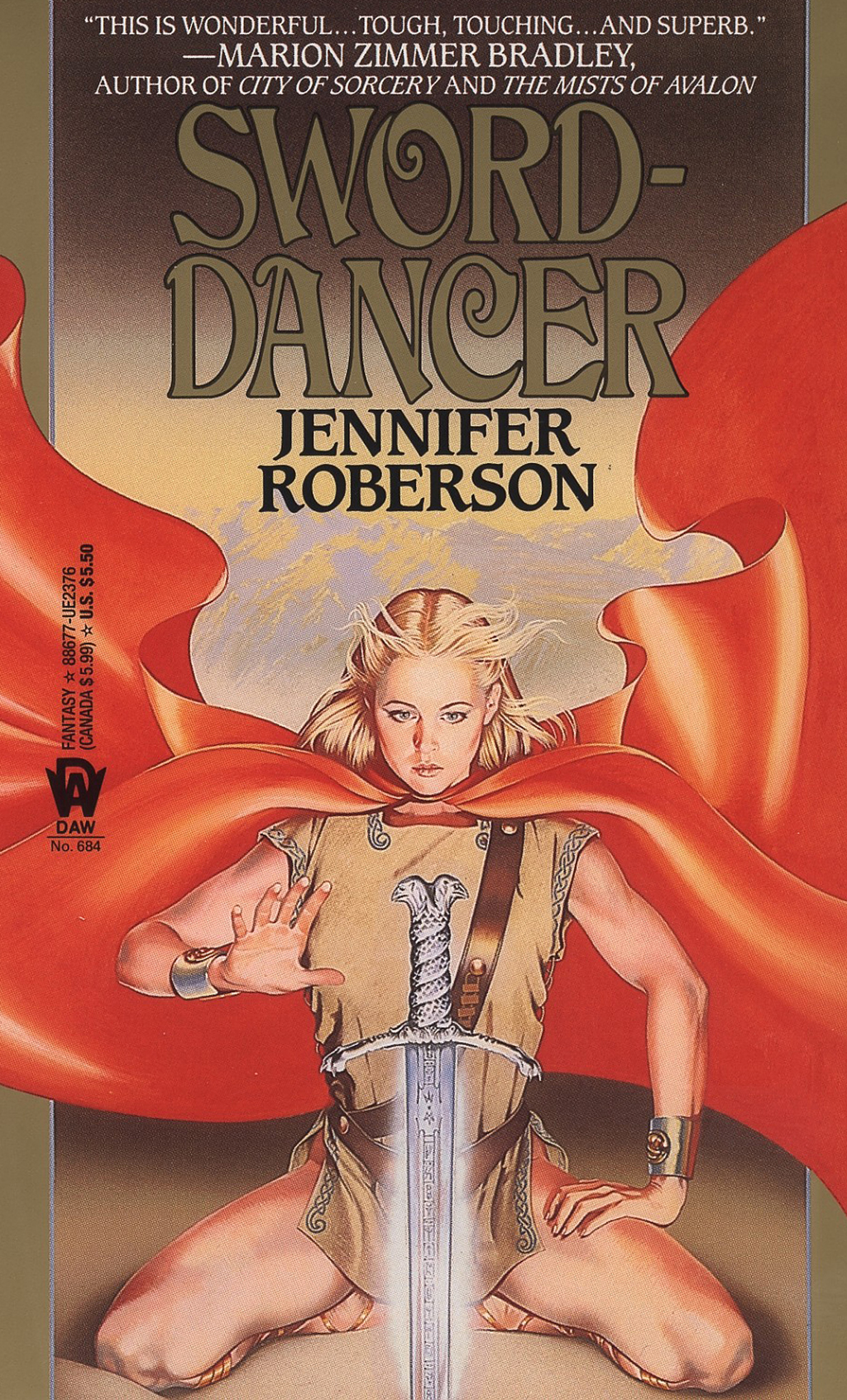 Sword-Dancer By: Jennifer Roberson