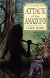 Attack Of The Amazons: Book 8