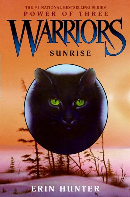 Warriors: Power of Three #6: Sunrise By: Erin Hunter