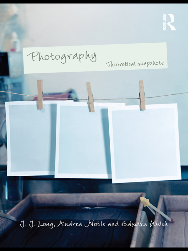 Photography: Theoretical Snapshots