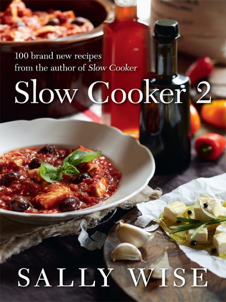 Slow Cooker 2 By: Sally Wise
