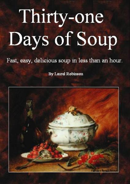 Thirty-one Days of Soup