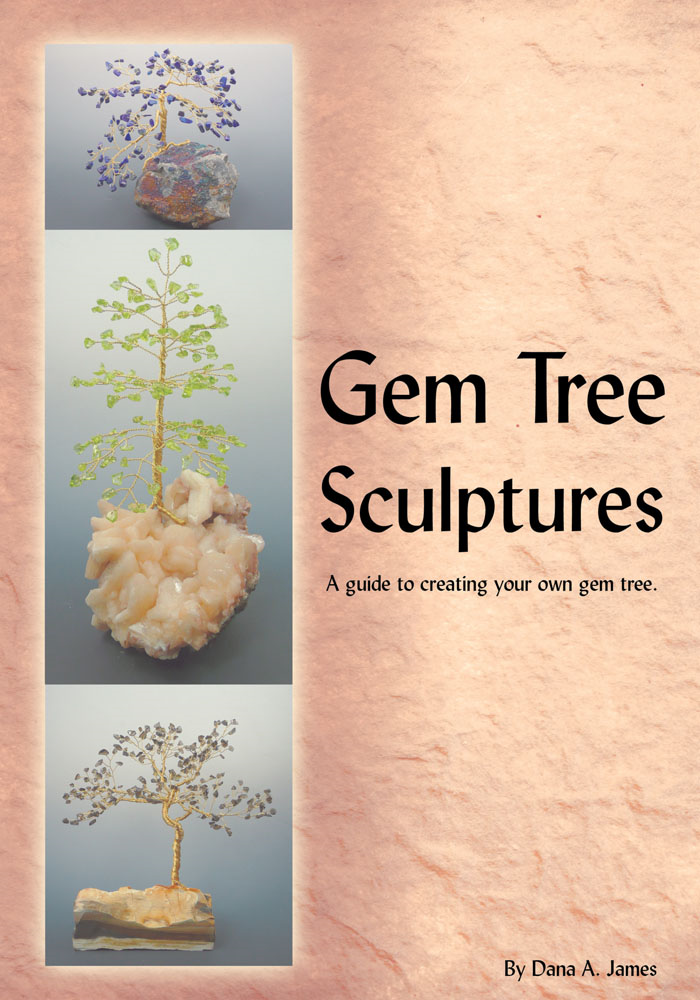 Gem Tree Sculptures By: Dana James