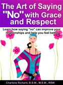 online magazine -  The Art of Saying NO with Grace and Respect