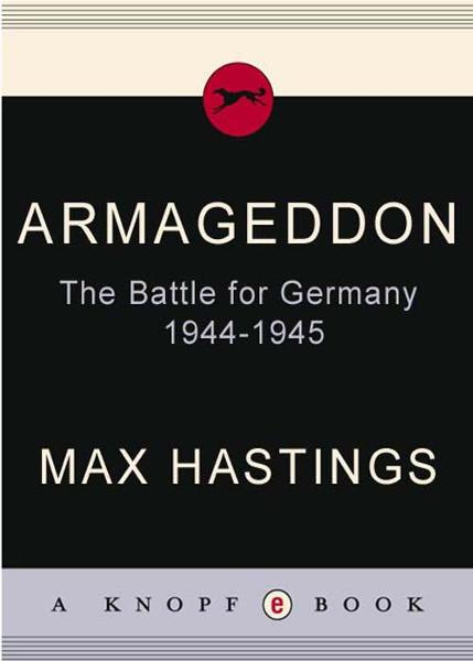 Armageddon By: Max Hastings
