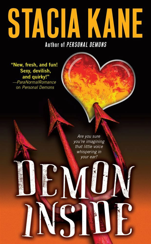Demon Inside By: Stacia Kane