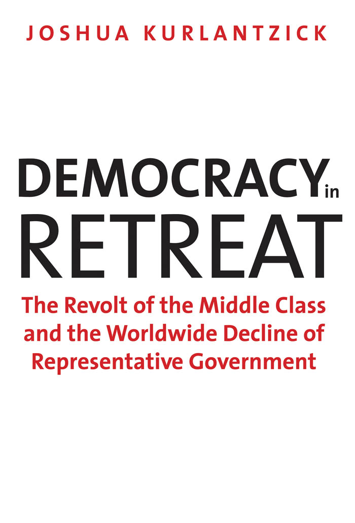 Democracy in Retreat