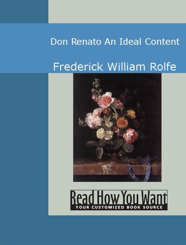 Don Renato: An Ideal Content