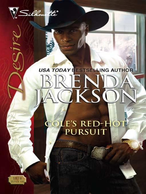 Cole's Red-Hot Pursuit By: Brenda Jackson