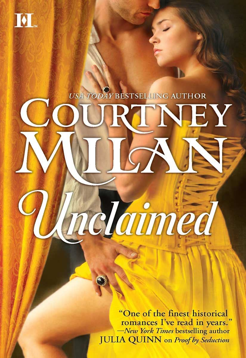Unclaimed By: Courtney Milan