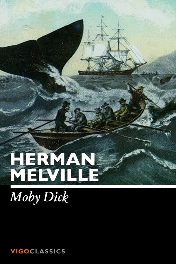 Cover Image: Moby Dick