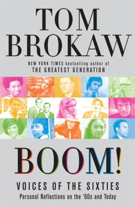 Boom! By: Tom Brokaw