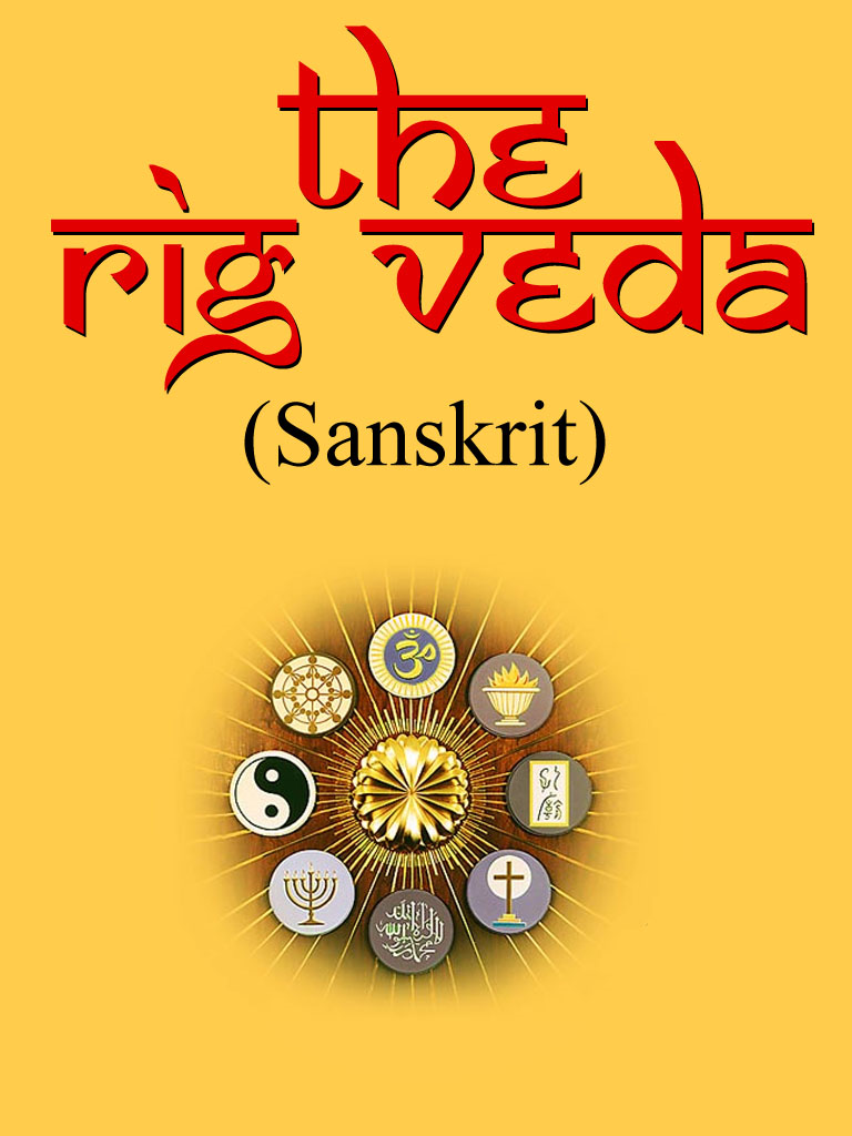 The Rig Veda in Sanskrit