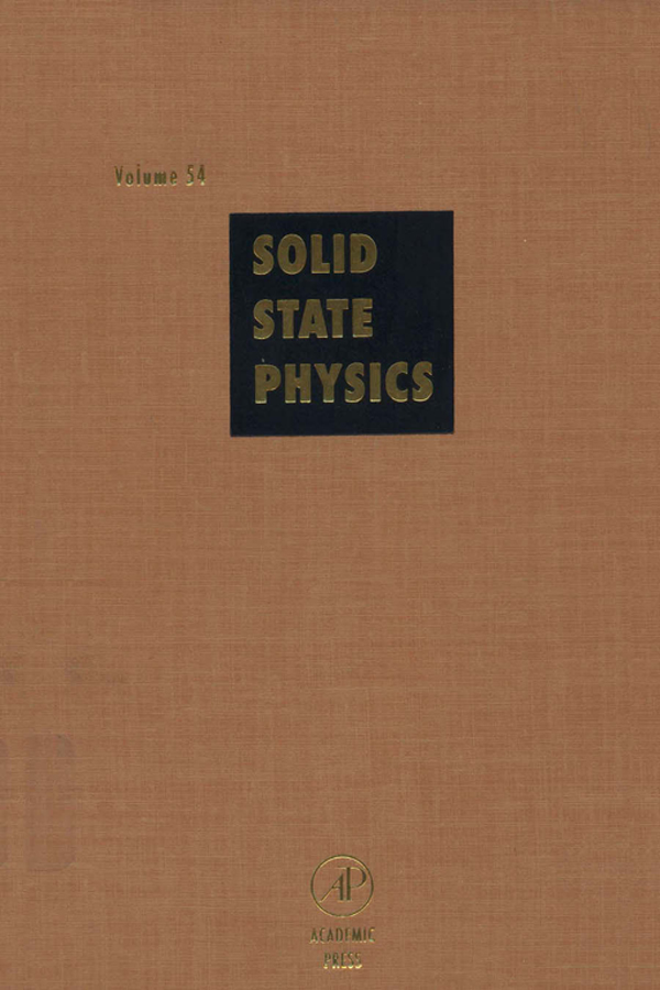 Solid State Physics