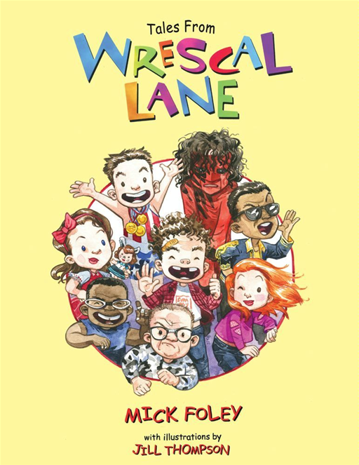 Tales from Wrescal Lane