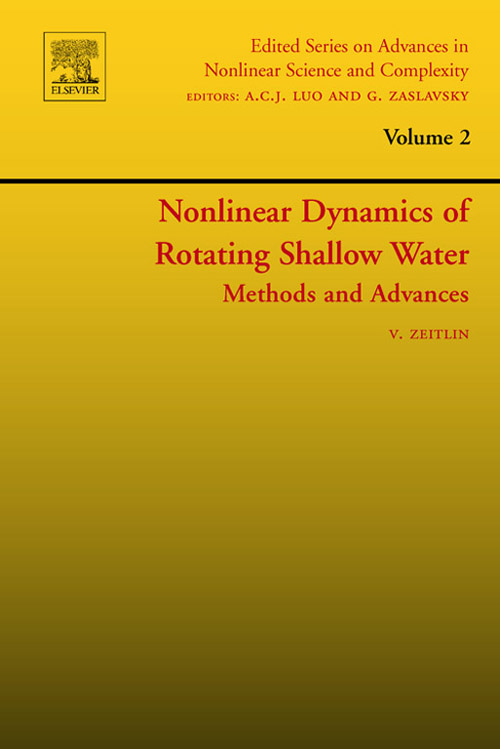 Nonlinear Dynamics of Rotating Shallow Water: Methods and Advances Methods and Advances