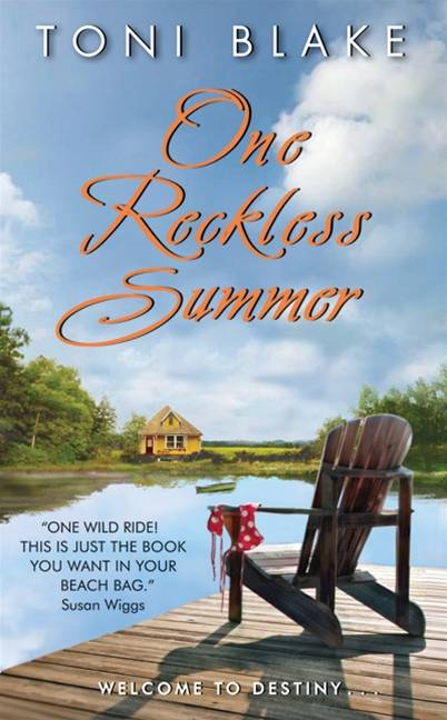 One Reckless Summer By: Toni Blake