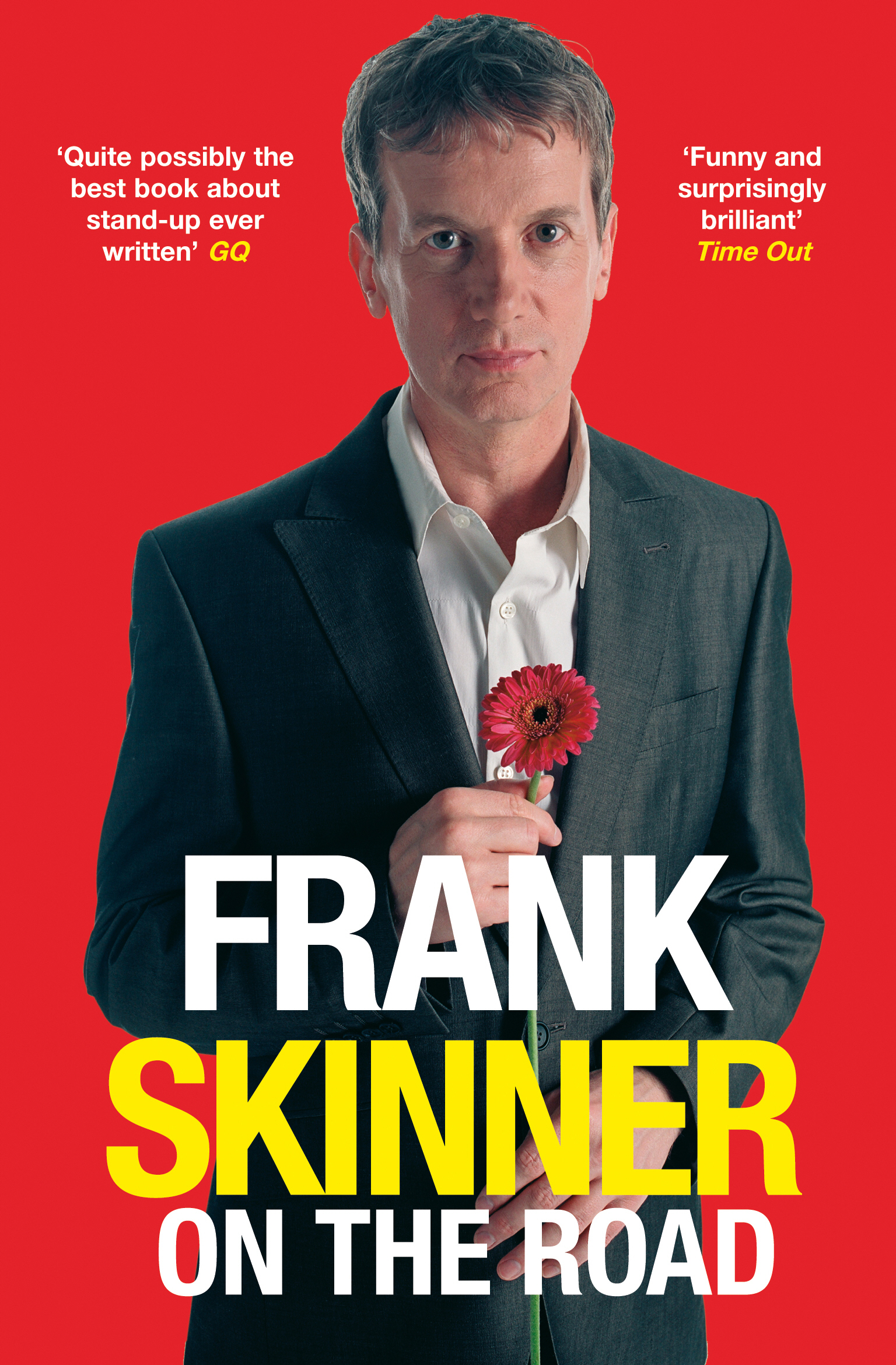 Frank Skinner on the Road Love,  Stand-up Comedy and The Queen Of The Night