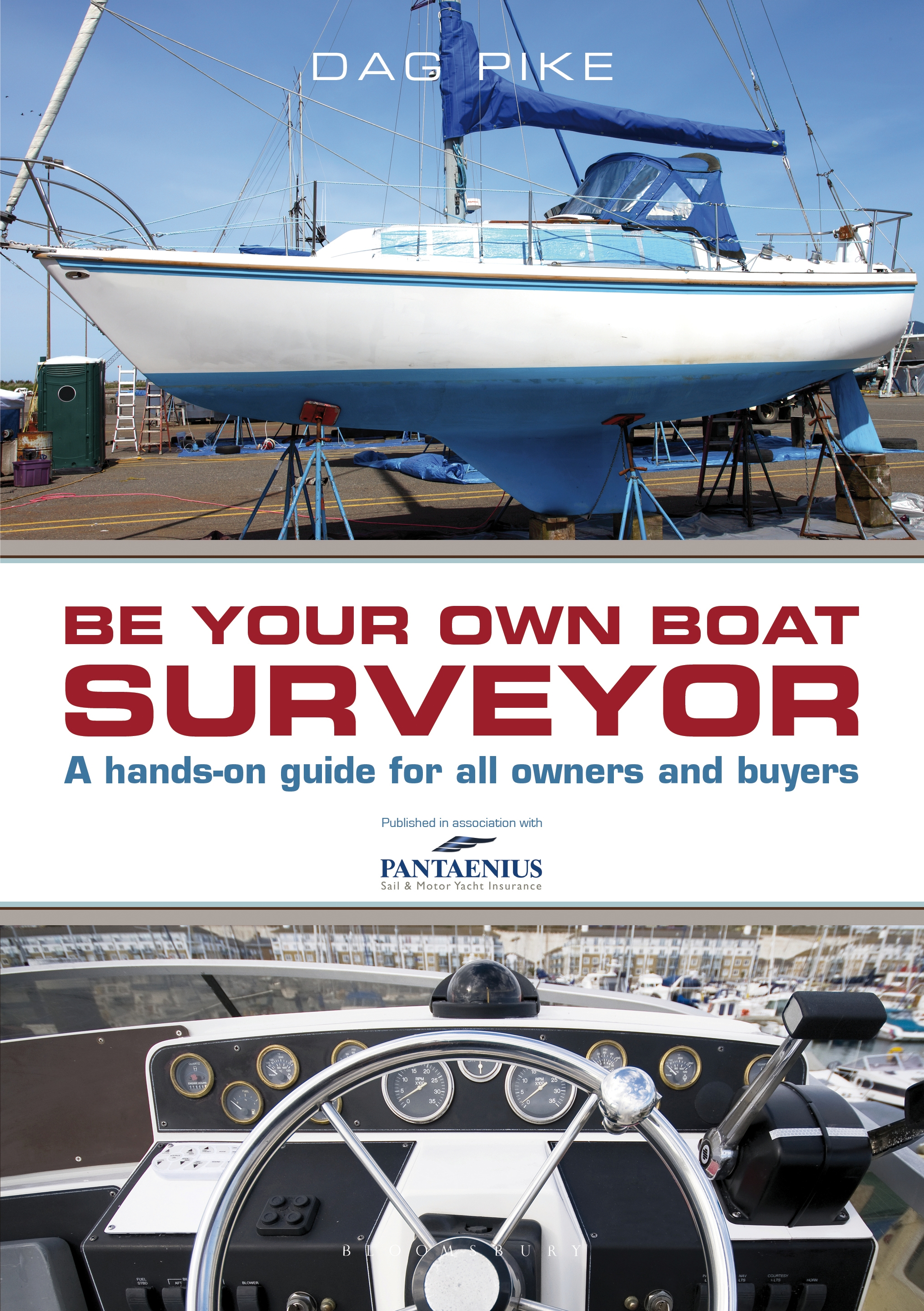 Be Your Own Boat Surveyor A hands-on guide for all owners and buyers