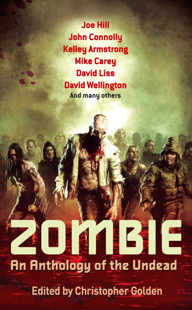 Zombie An Anthology of the Undead