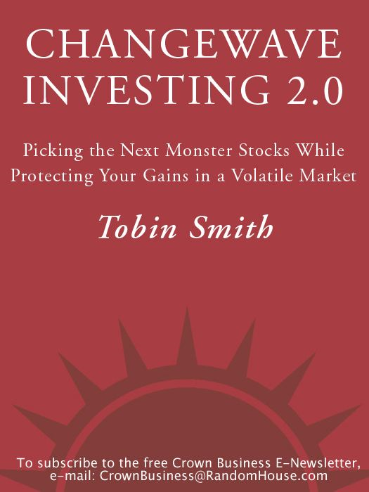 ChangeWave Investing 2.0 By: Tobin Smith