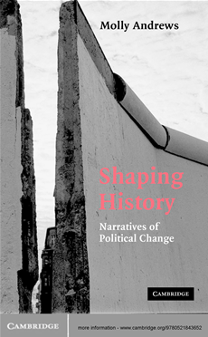 Shaping History Narratives of Political Change