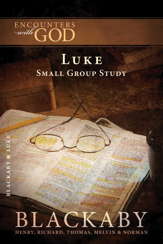 Luke A Blackaby Bible Study Series
