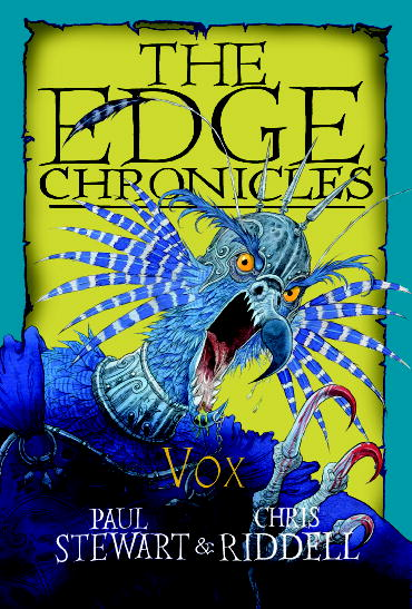 Edge Chronicles 8: Vox