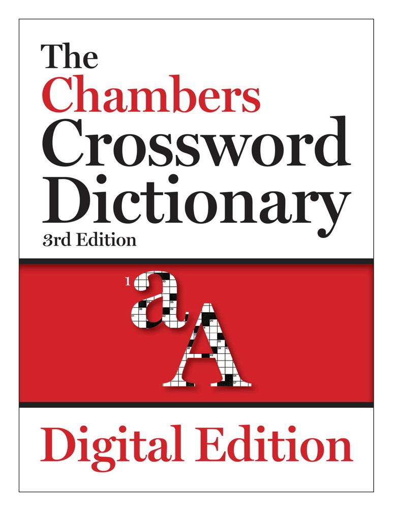 The Chambers Crossword Dictionary [3rd Edition]
