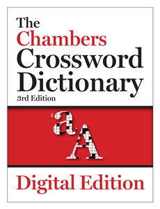 The Chambers Crossword Dictionary, 3rd edition