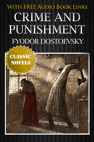Crime and punishment essay suffering