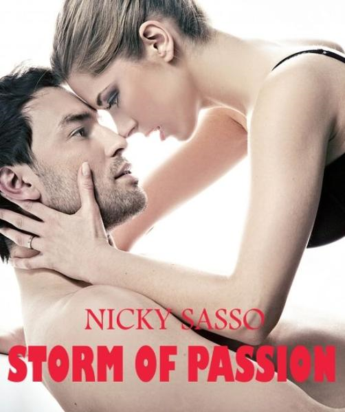 Storm of Passion: Erotic story