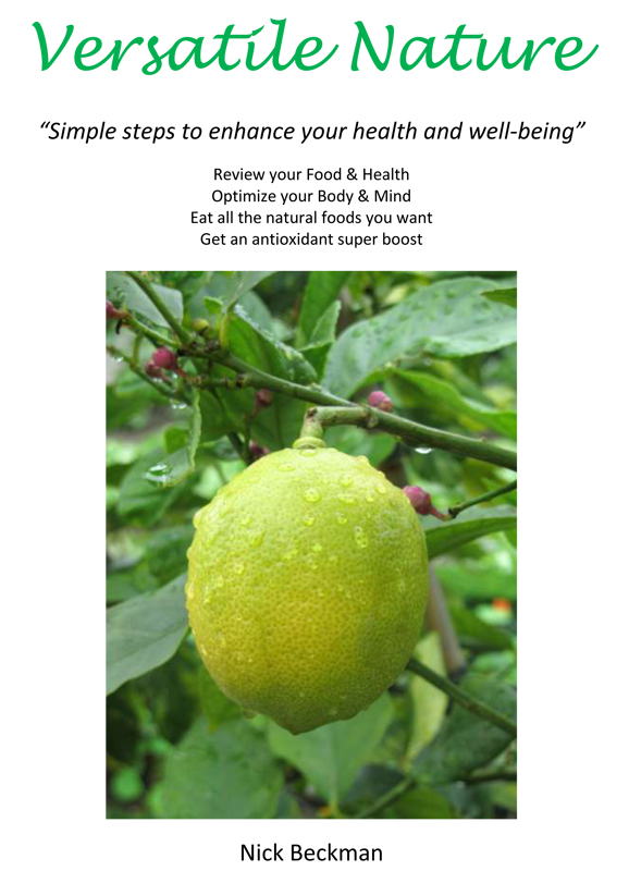 Versatile Nature: ?Simple steps to enhance your health and well-being?