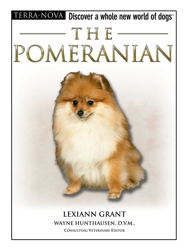 The Pomeranian By: Lexiann Grant