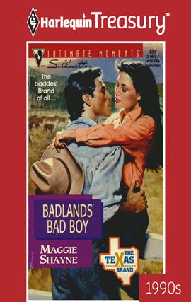 Badlands Bad Boy By: Maggie Shayne