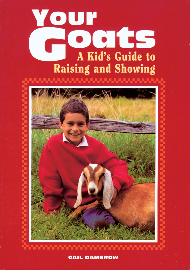 Your Goats By: Gail Damerow
