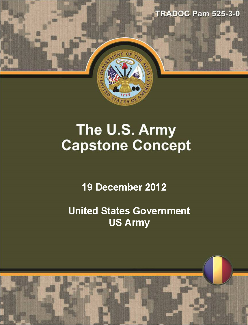 TRADOC Pam 525-3-0 The U.S. Army Capstone Concept 19 December 2012