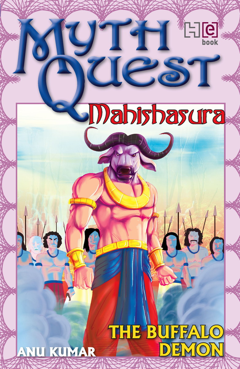 Mahishasura The Buffalo Demon