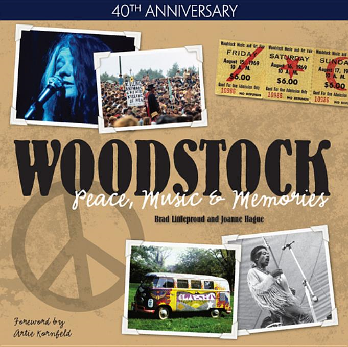 Woodstock - Peace, Music & Memories By: Littleproud, Brad