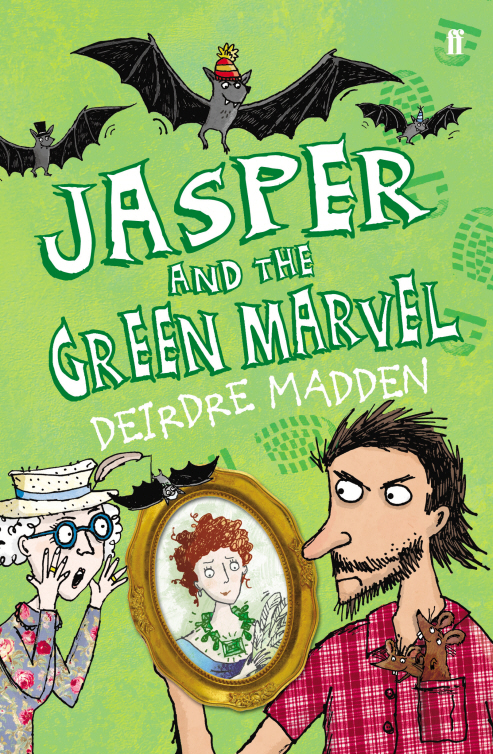 Jasper and the Green Marvel By: Deirdre Madden