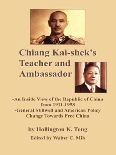 Chiang Kai-shek's Teacher and Ambassador