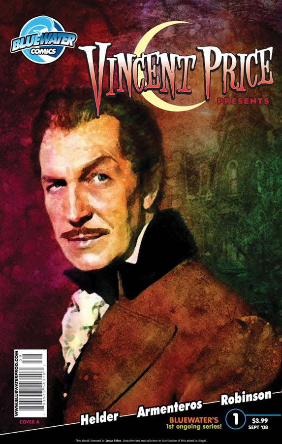 Vincent Price Presents #1