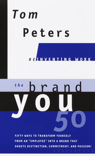The Brand You 50 (Reinventing Work)