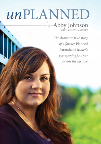 Unplanned By: Abby Johnson