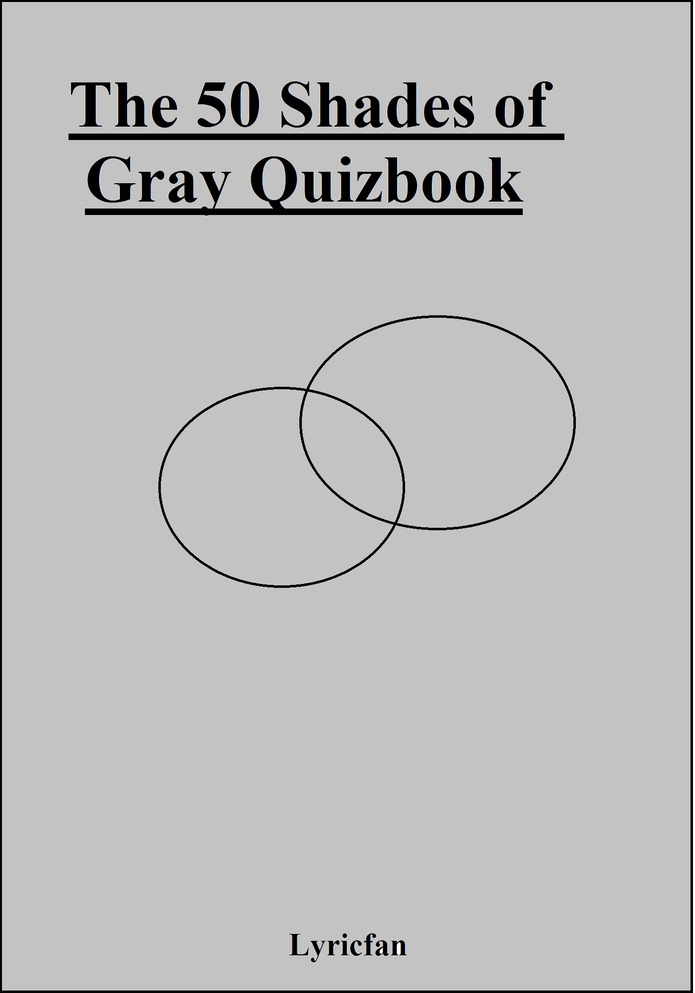 The 50 Shades of Gray Quizbook