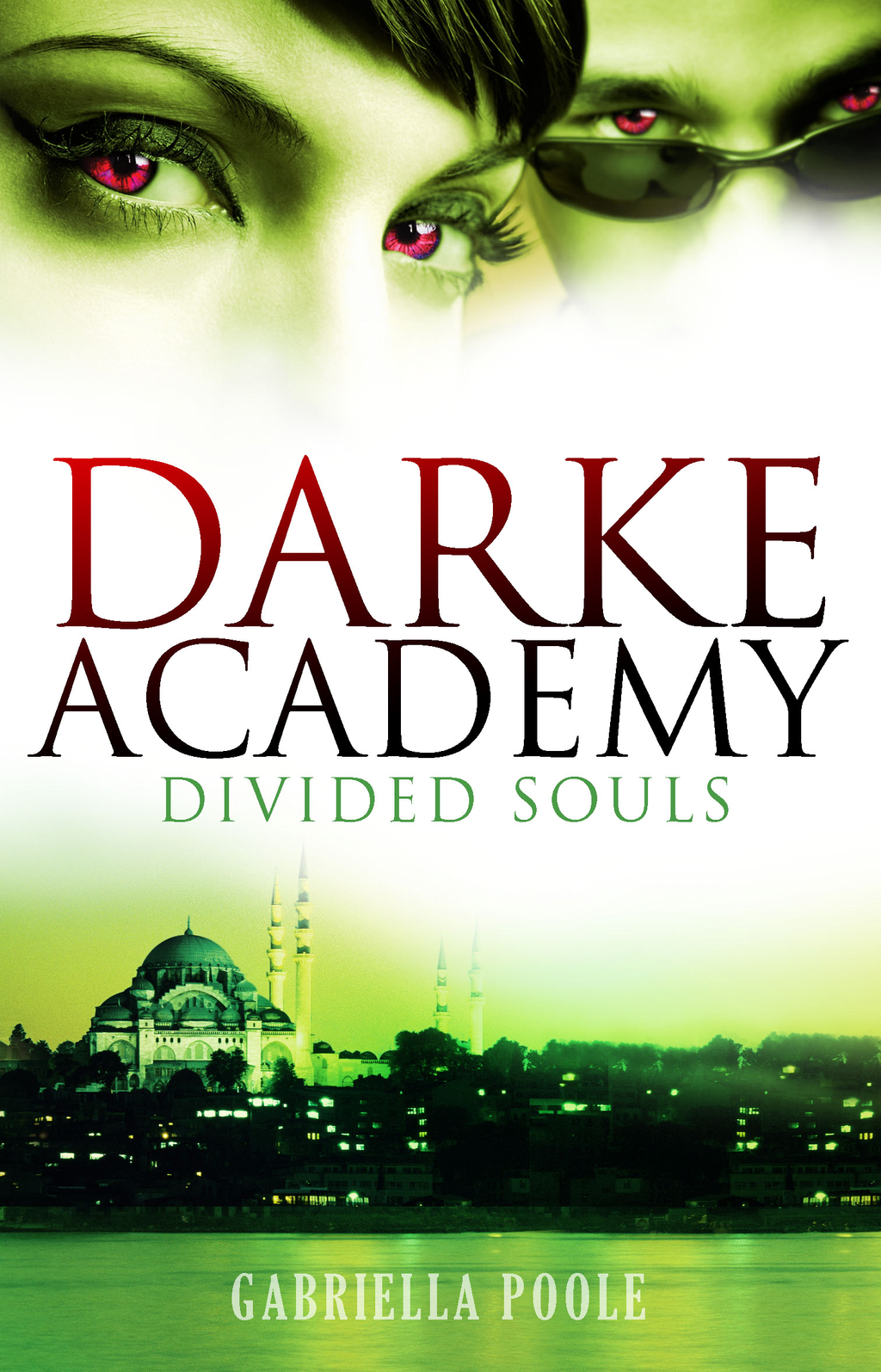 Darke Academy 3: Divided Souls