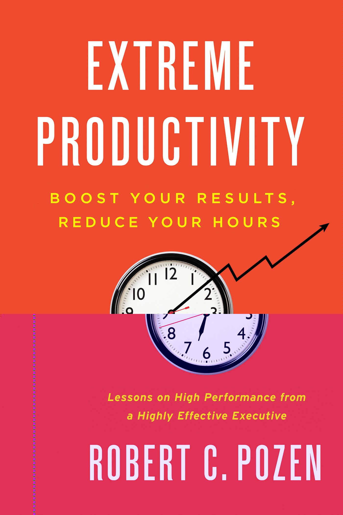 Extreme Productivity By: Robert C. Pozen